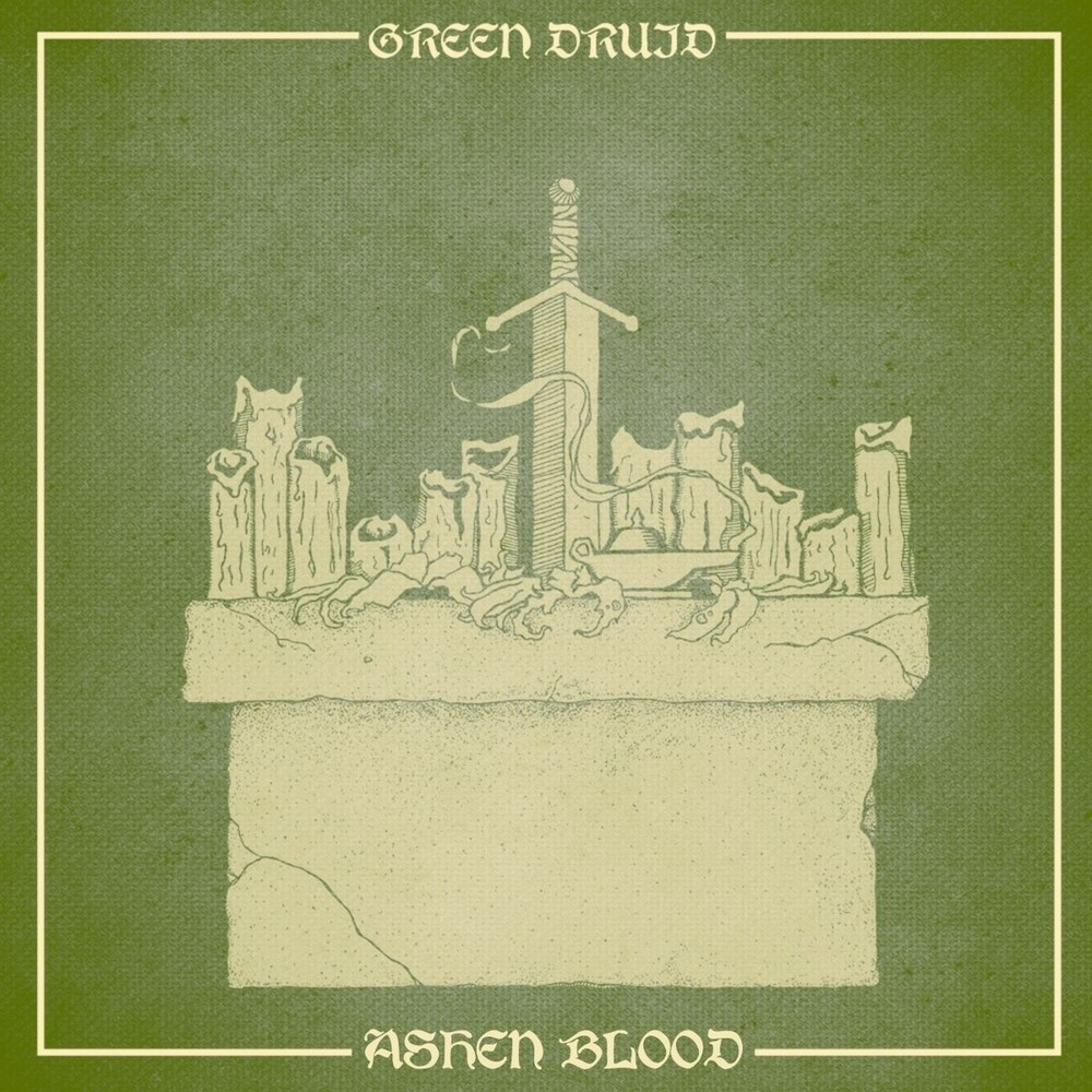Green Druid - Ashen Blood
