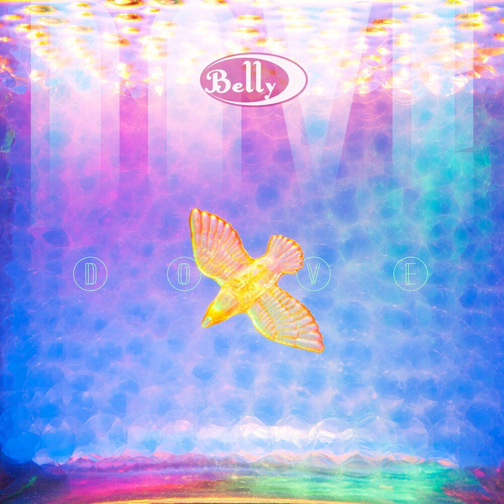 Belly - Dove [Indie Exclusive Limited Edition Orange / Yellow LP]