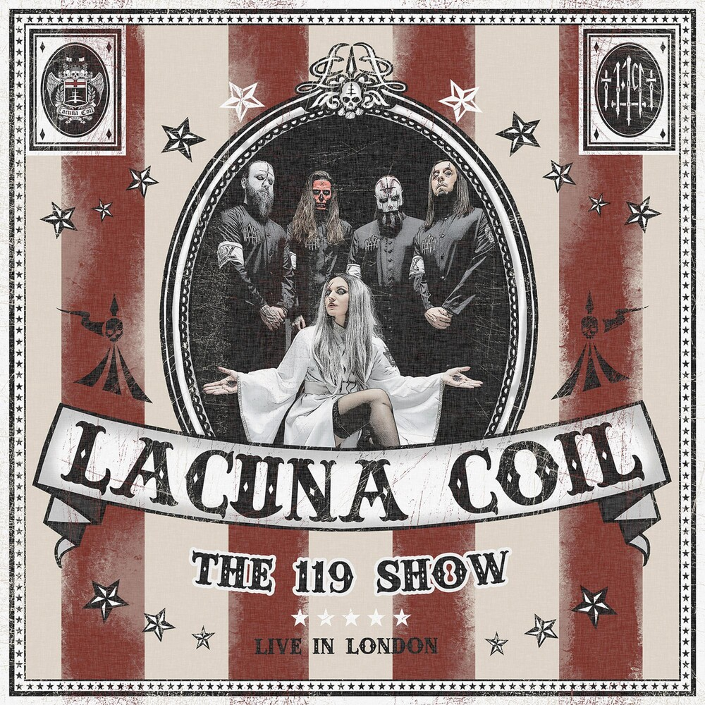 Lacuna Coil - The 119 Show: Live In London [2CD/DVD/Blu-ray]
