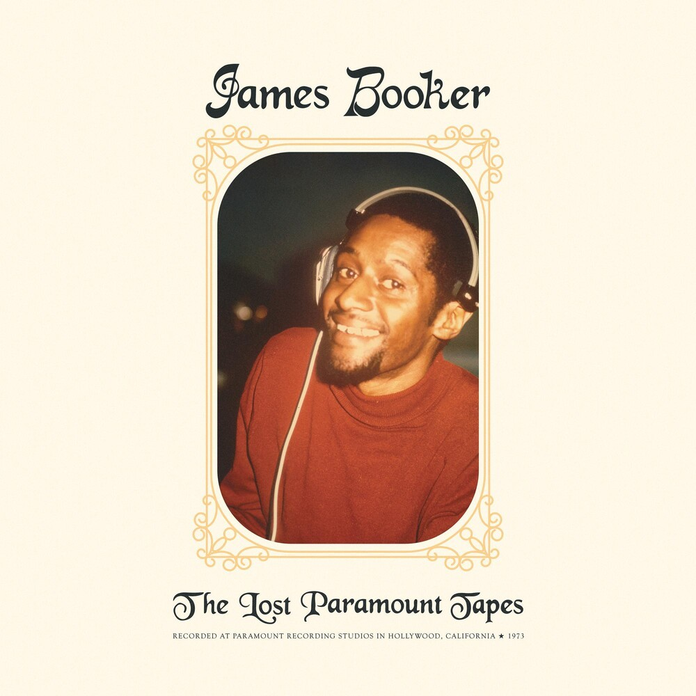 James Booker - The Lost Paramount Tapes [LP]
