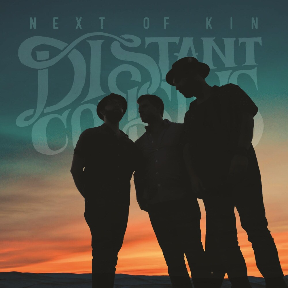 Distant Cousins - Next Of Kin [LP]
