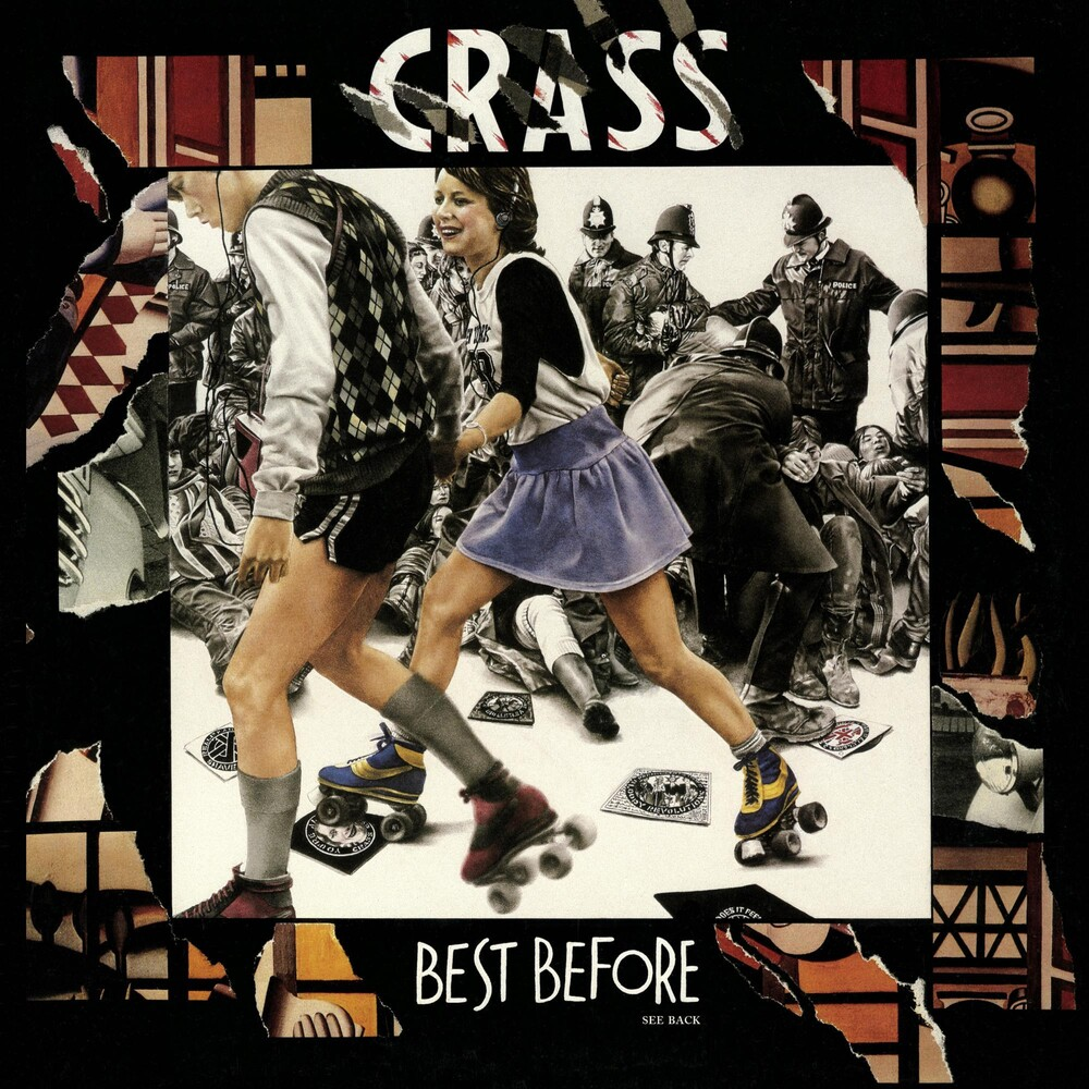 Crass - Best Before 1984