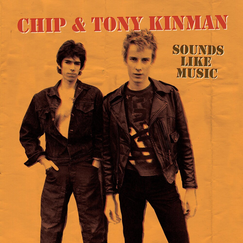 Various Artists - Chip & Tony Kinman: Sounds Like Music