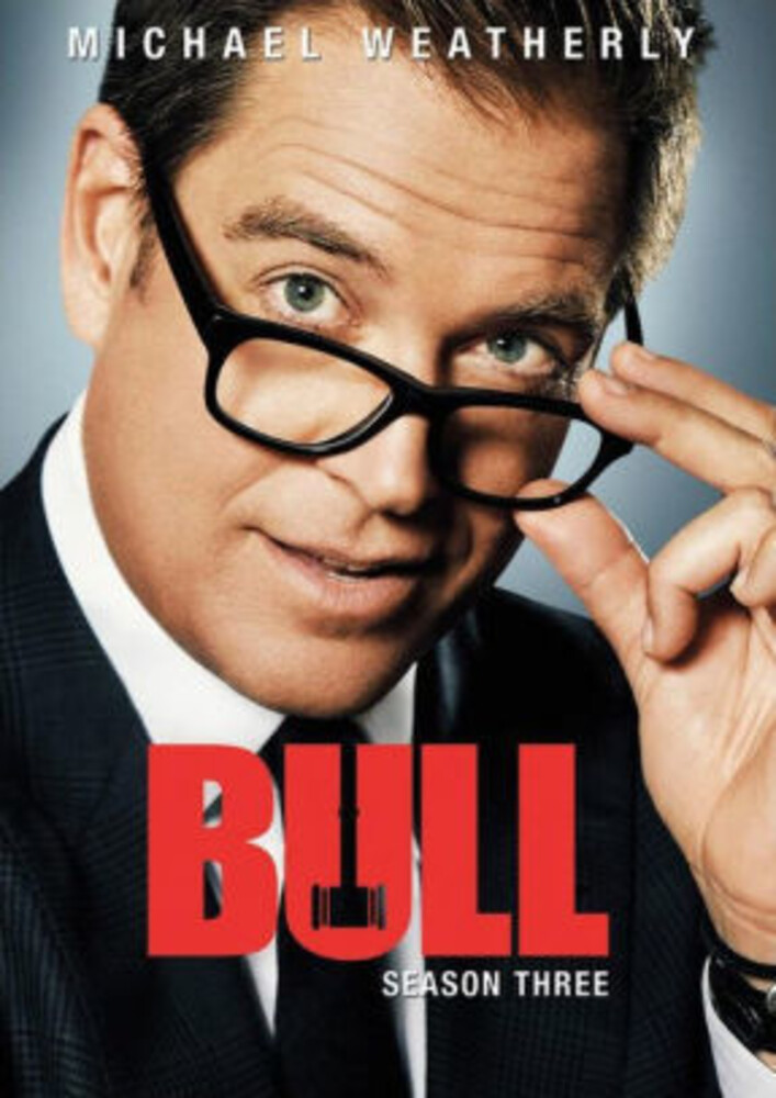 Bull: Season Three - Bull: Season Three (5pc) / (Box Amar Sub Ws)