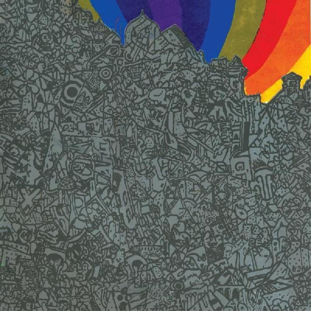 Lightning Bolt - Wonderful Rainbow [Colored Vinyl] [Download Included]