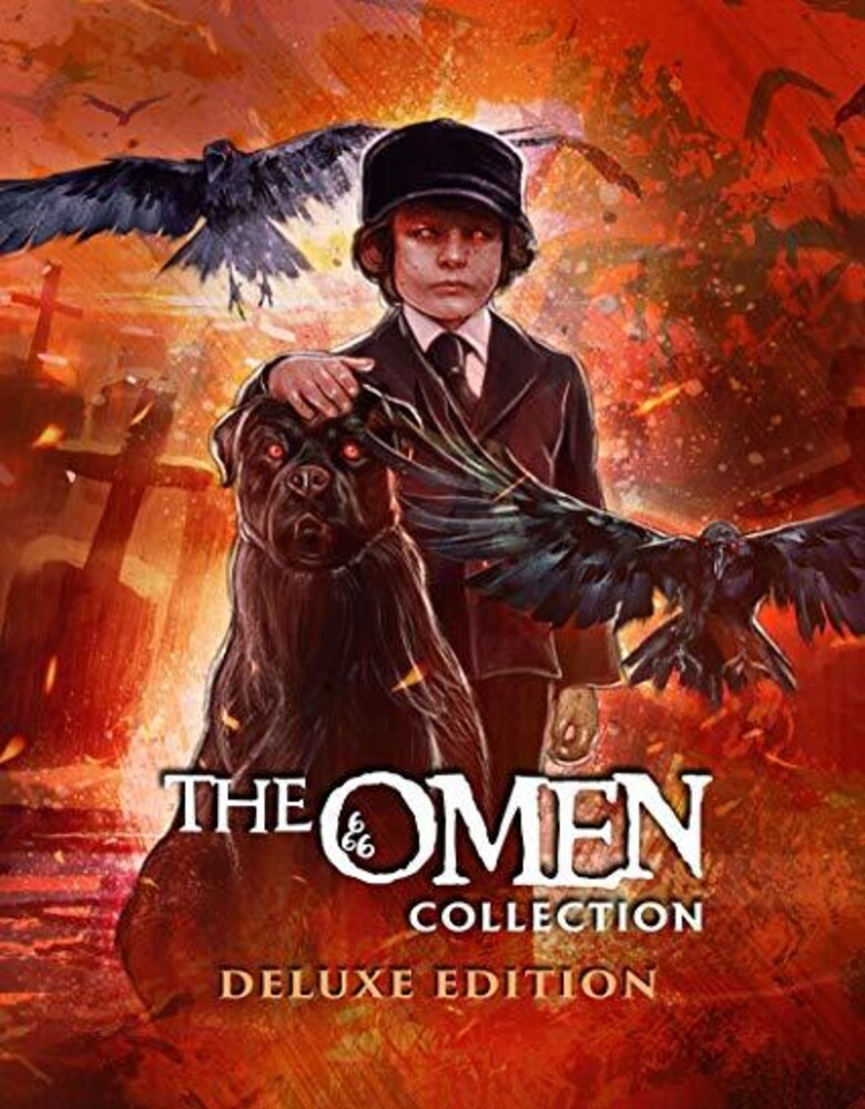 - Omen Collection (5pc) / (Dlx Ws)
