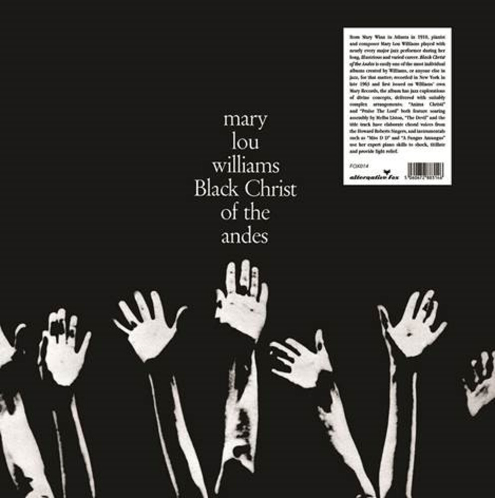 Mary Williams Lou - Black Christ Of The Andes