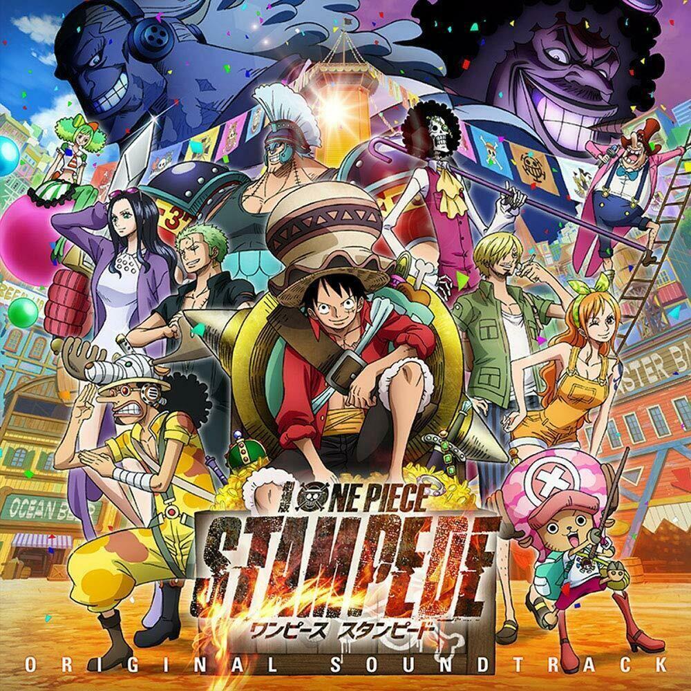 Game Music Jpn - One Piece Stampede (Original Soundtrack)