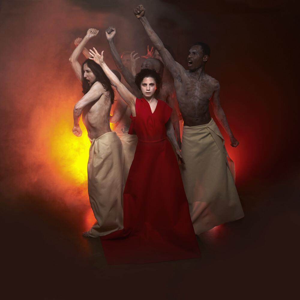 Emel Mathlouthi - Everywhere We Looked Was Burning