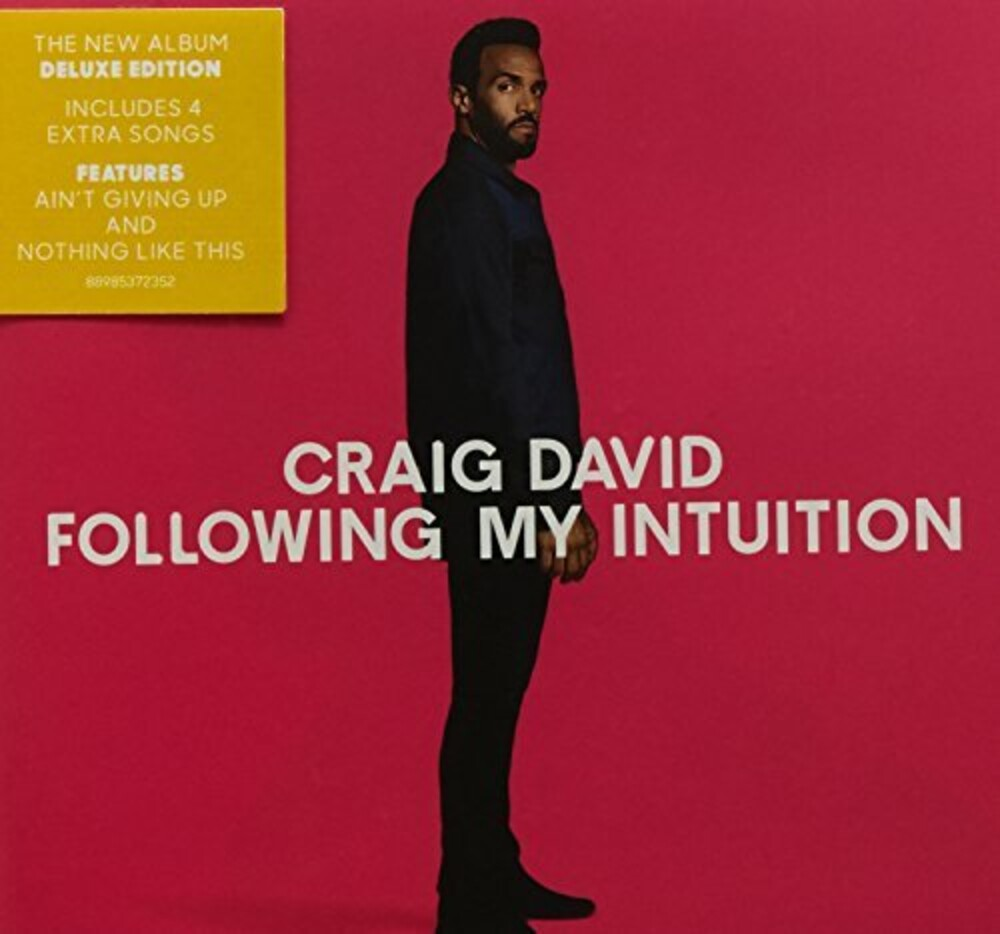 Craig David - Following My Intuition (Bonus Tracks) (Dlx)