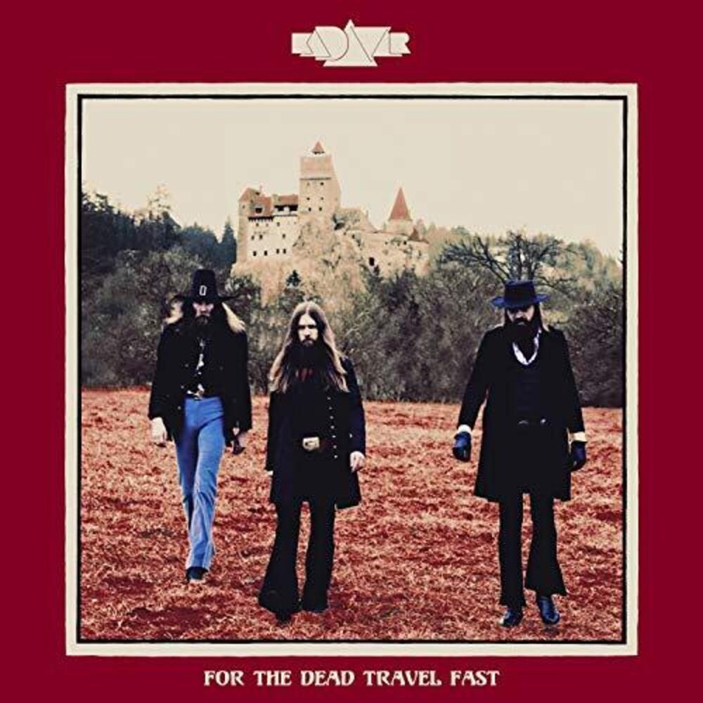 Kadavar - For The Dead Travel Fast [LP]