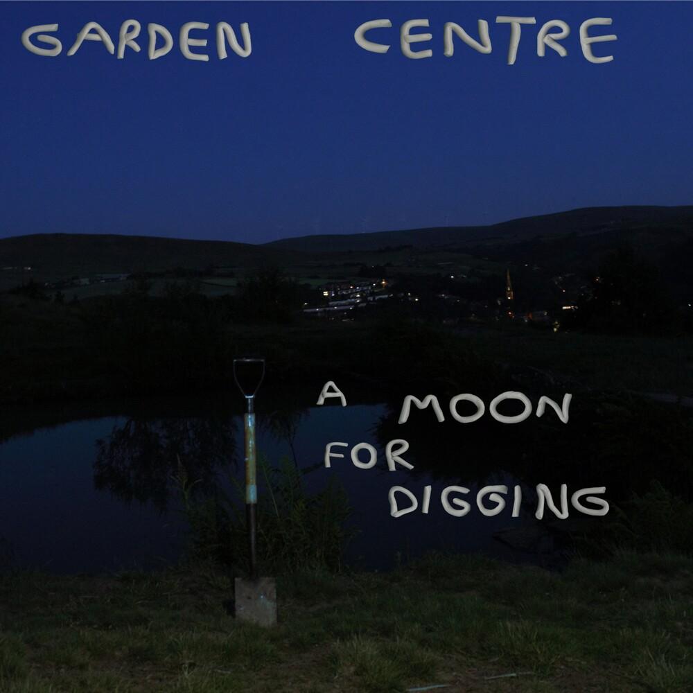 Garden Centre - Moon For Digging (Blue) [Colored Vinyl]