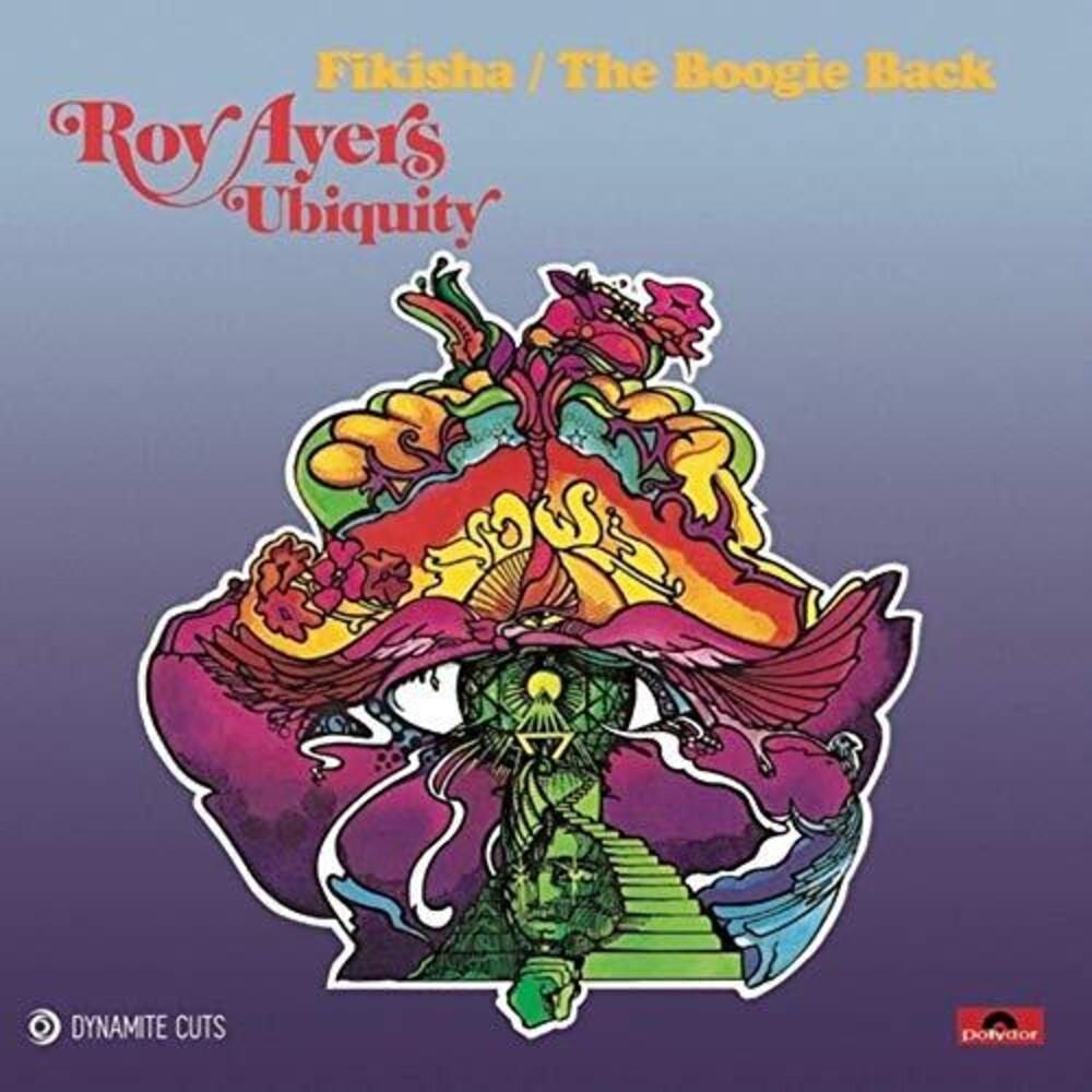 Roy Ayers / Ubiquity - Fikisha / Boogie Back [Limited Edition]