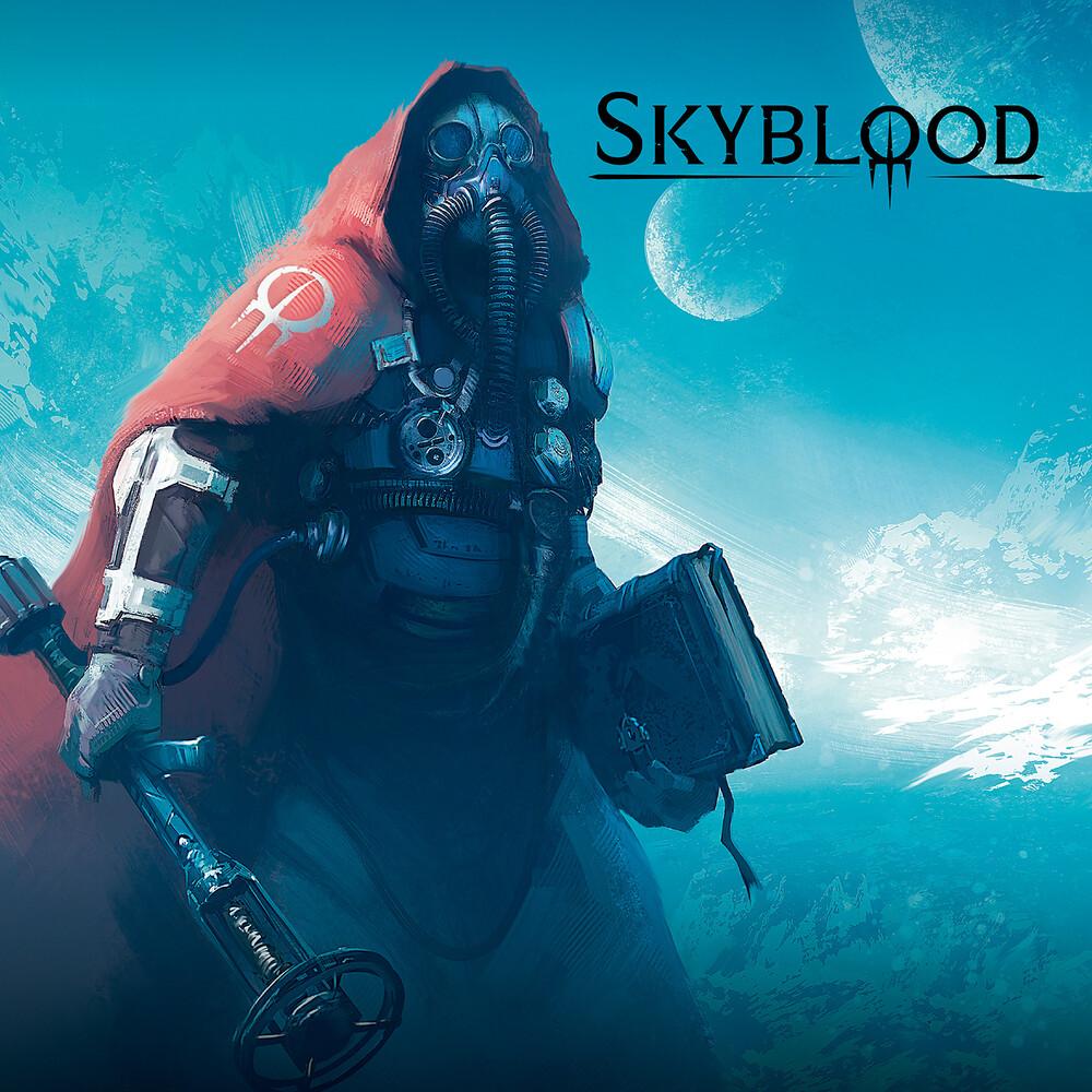 Skyblood - Skyblood [LP]