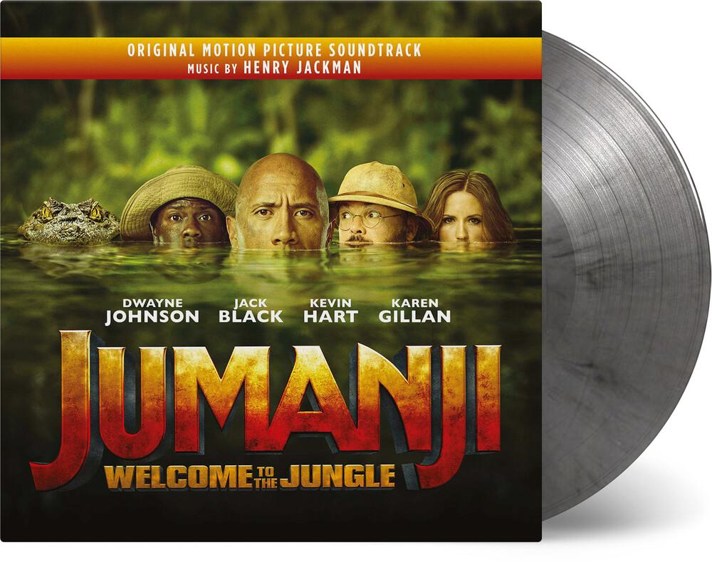 Henry Jackman - Jumanji: Welcome To the Jungle (Original Soundtrack) [2LP]