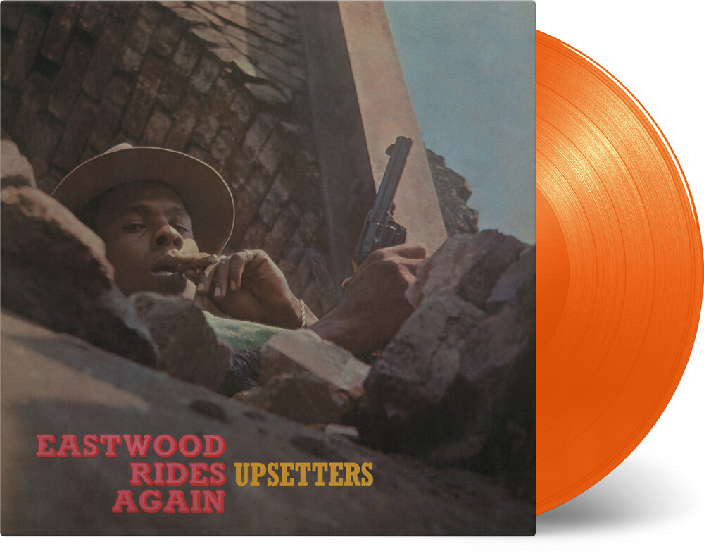 Upsetters - Eastwood Rides Again [Colored Vinyl] [Limited Edition] (Org) (Hol)
