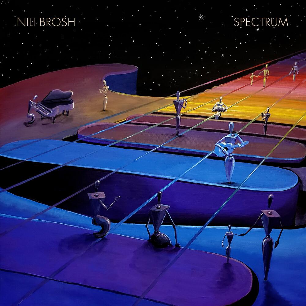 Nili Brosh - Spectrum