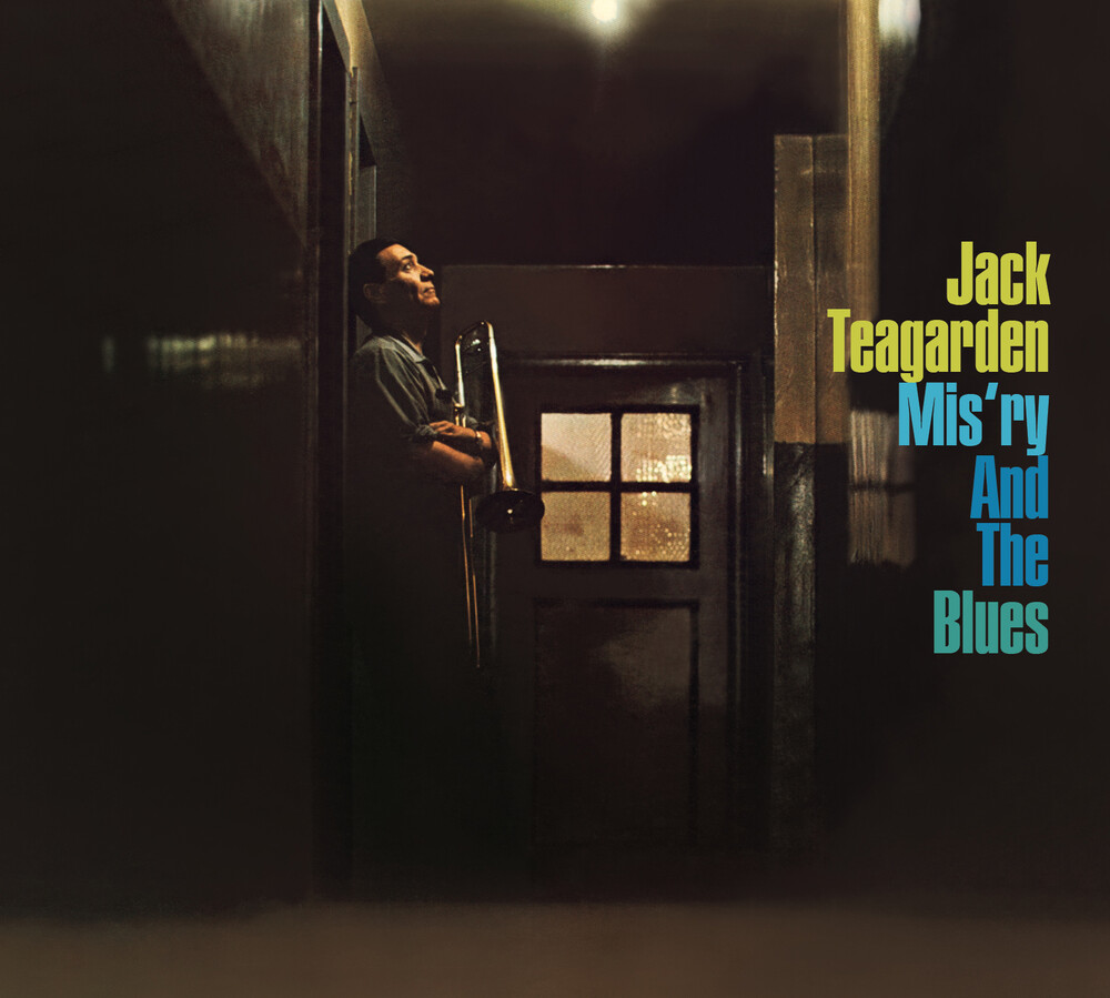 Jack Teagarden - Mis'ry & The Blues / Think Well Of Me [Limited Digipak]