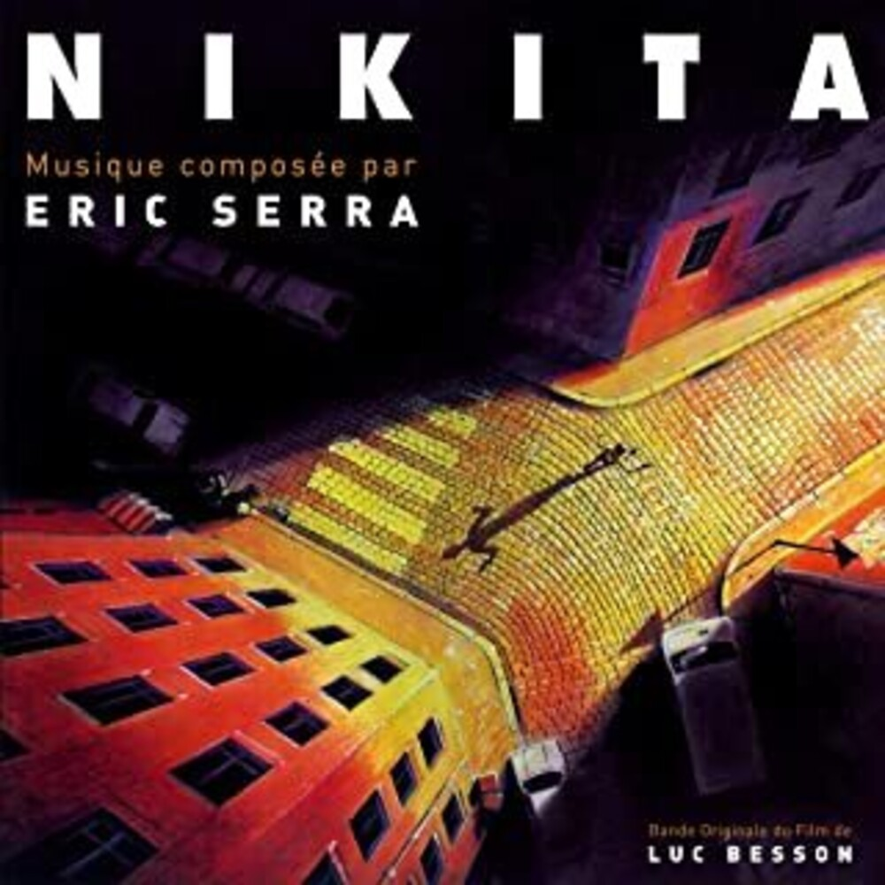 Eric Serra Can - Nikita (Original Soundtrack)