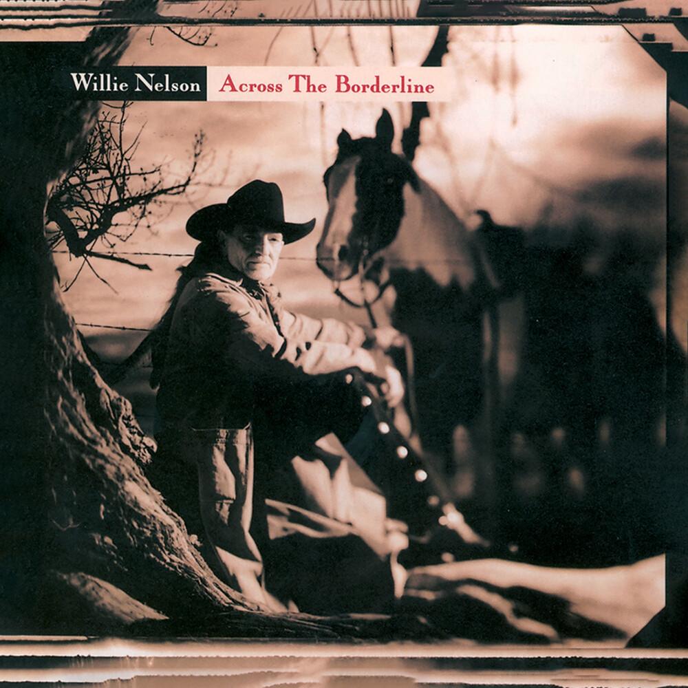 Willie Nelson - Across The Borderline (Mod)