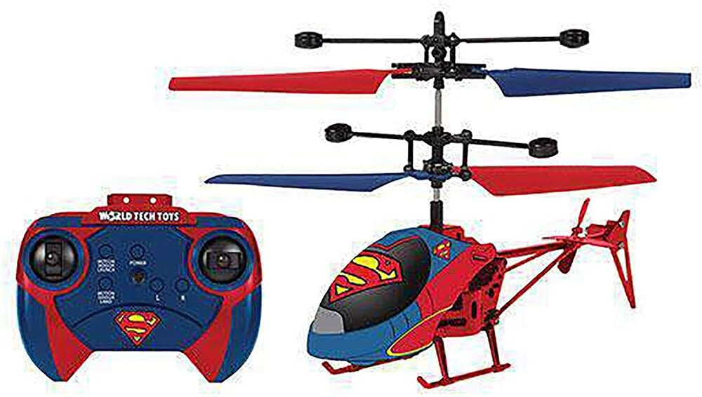 Ir Helicopter - DC Superman 2ch IR Helicopter (DC, Superman)