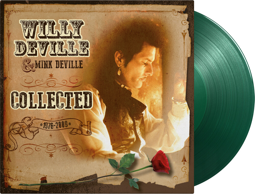 Willy Deville - Collected (Colv) (Grn) (Ltd) (Hol)