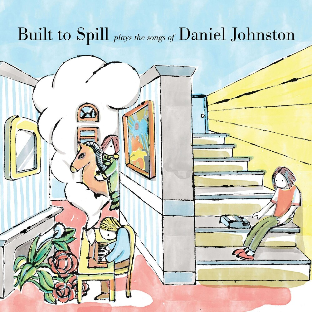Built To Spill - Built To Spill Plays The Songs Of Daniel Johnston [Easter Yellow LP]
