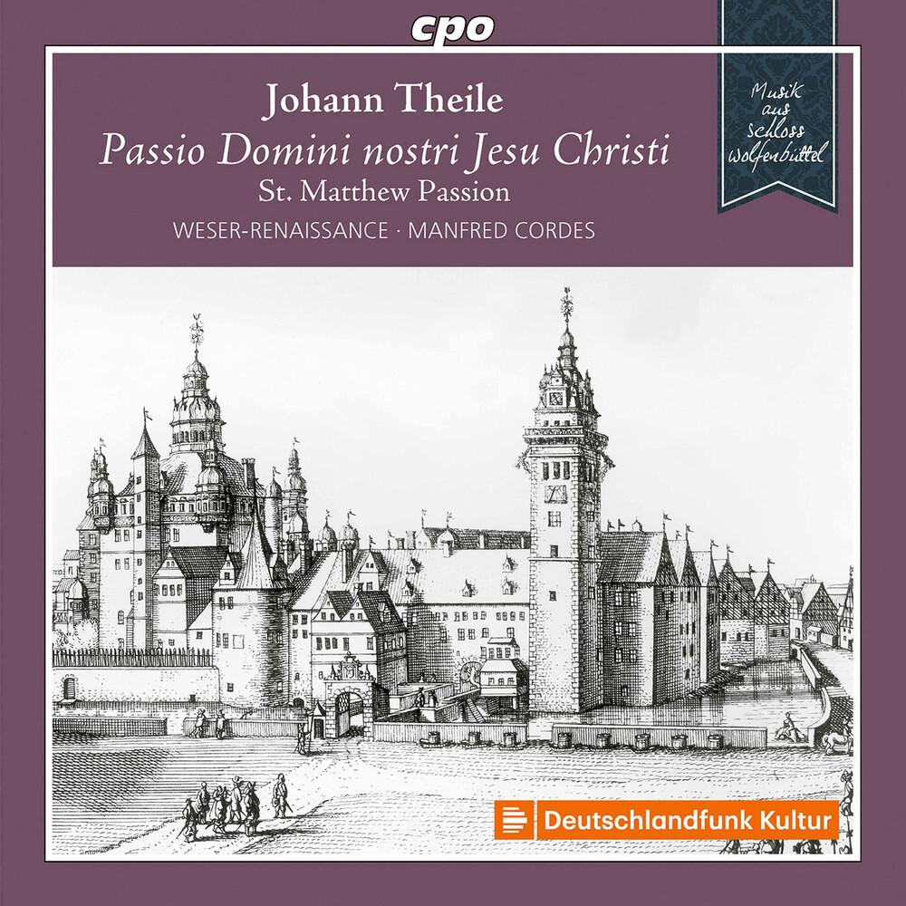 Hans Jorg Mammel - St Matthew Passion