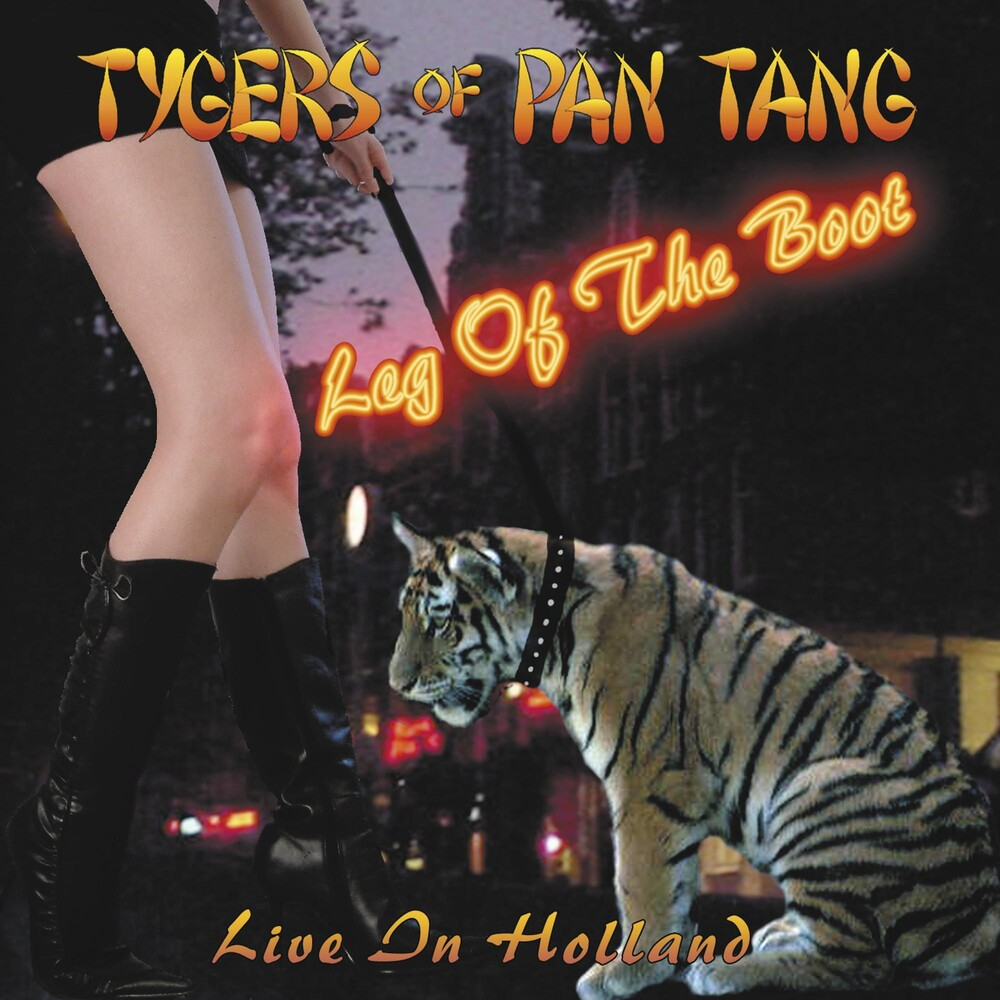 Tygers Of Pang Tang - Leg Of The Boot