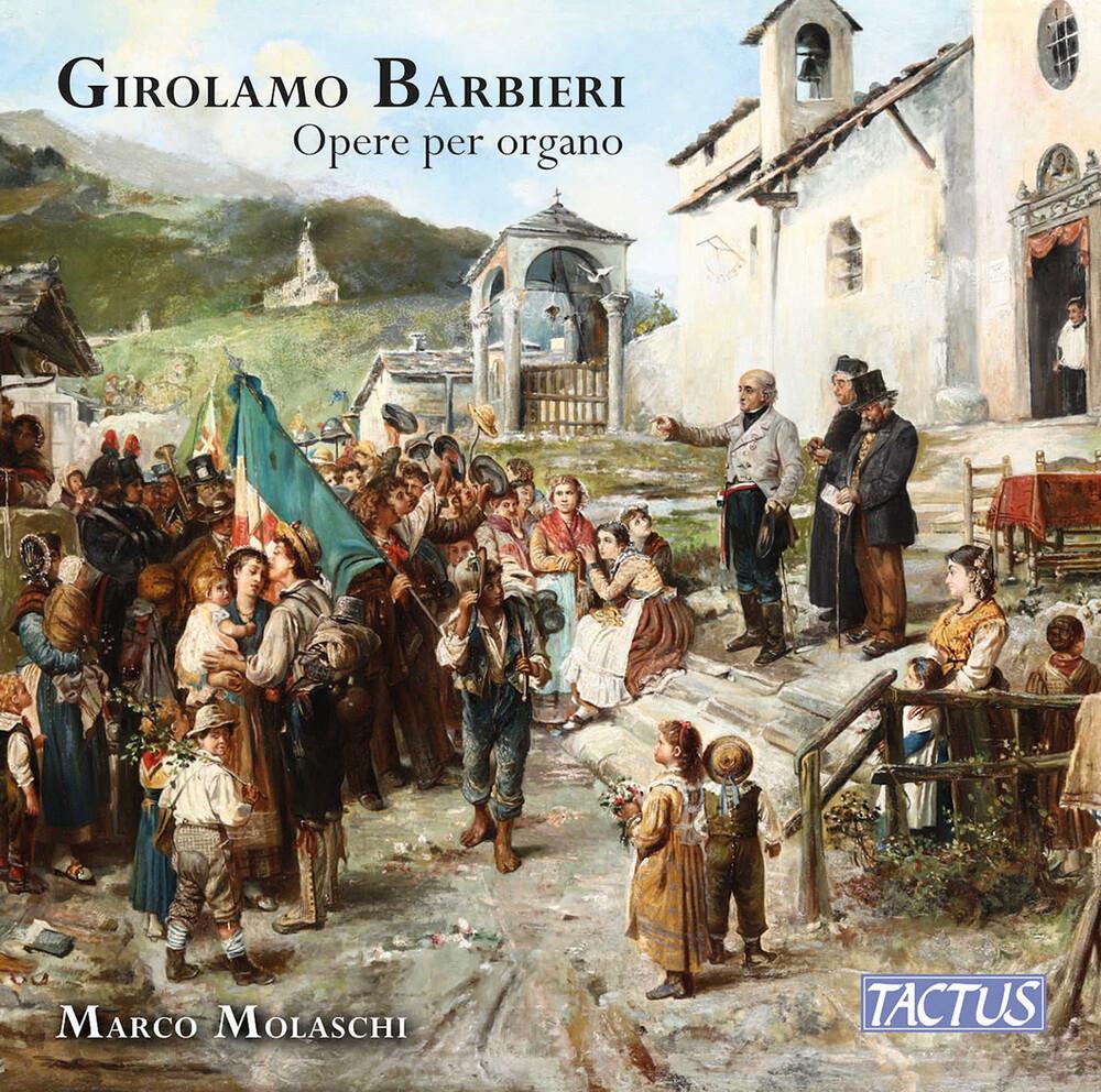 Marco Molaschi - Opere Per Organo