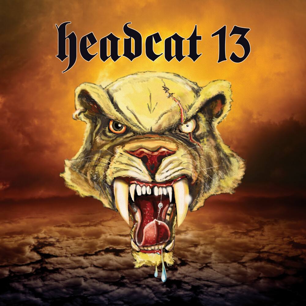 Headcat 13 - Headcat 13 [Limited Edition]