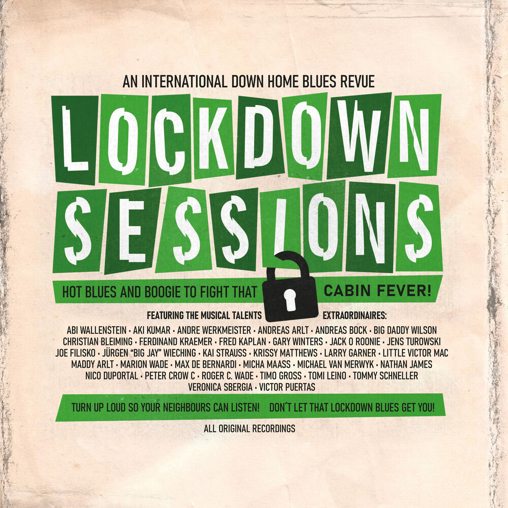 Lockdown Sessions An International Down / Various - Lockdown Sessions: An International Down / Various