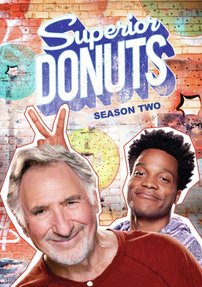 - Superior Donuts: Season 2 (3pc) / (Mod 3pk Ac3)