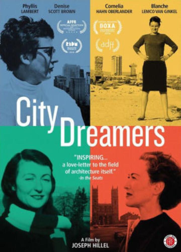 Cornelia Hahn Oberlander - City Dreamers / (Ws)