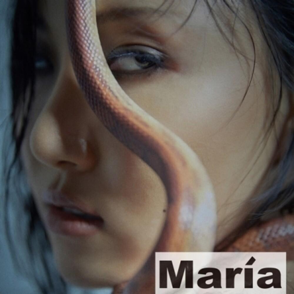 Hwasa - Maria (Wb) (Phot) (Asia)