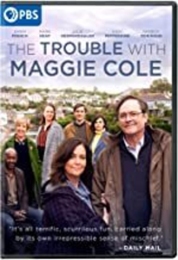 Trouble with Maggie Cole - The Trouble With Maggie Cole