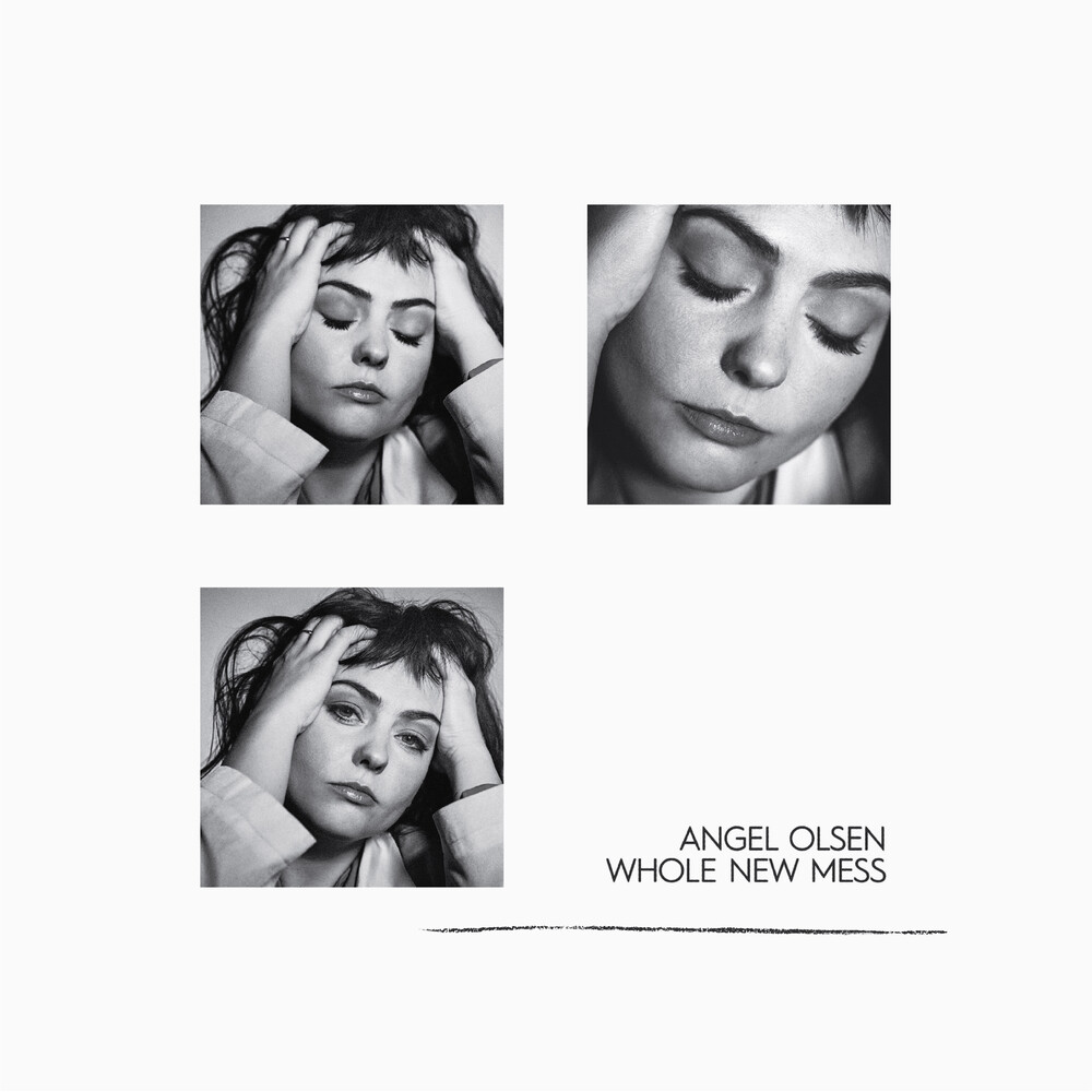 Angel Olsen - Whole New Mess [Clear Smoke Translucent LP]