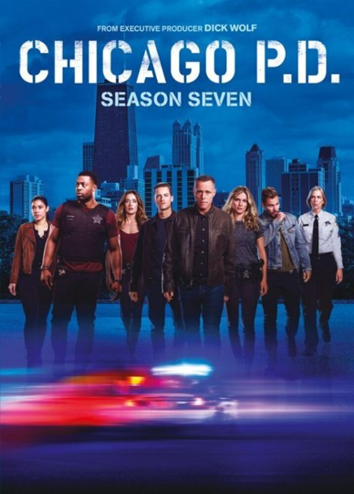 Chicago Pd: Season Seven - Chicago Pd: Season Seven (6pc) / (Box)