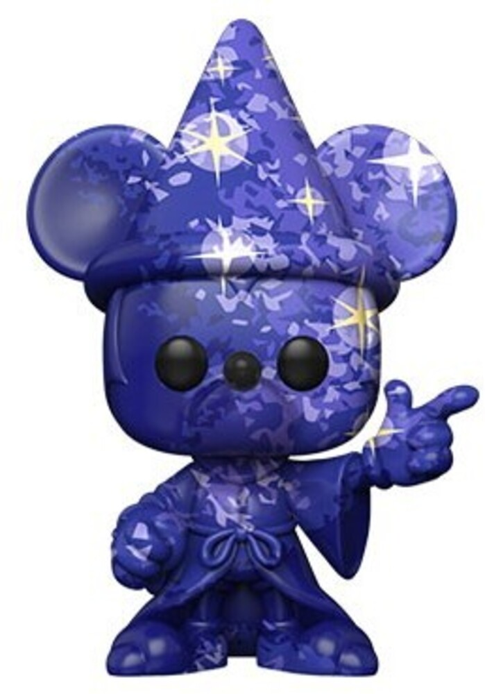 Funko Pop! Disney Artist Series: - FUNKO POP! DISNEY ARTIST SERIES: Fantasia 80th - Mickey #1