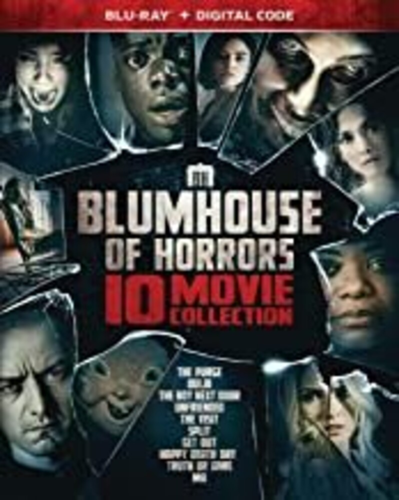 Olivia Cooke - Blumhouse of Horrors: 10-Movie Collection