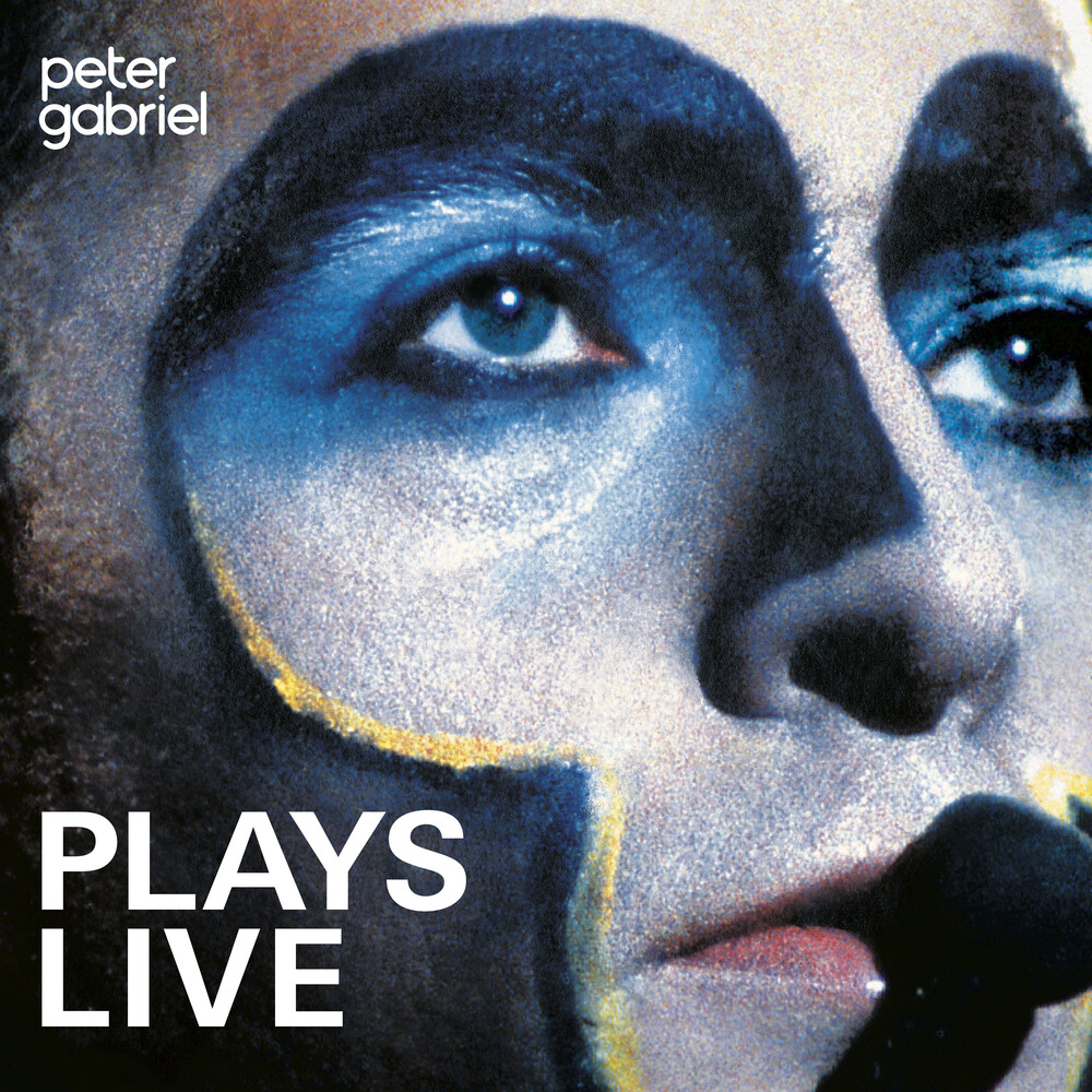 Peter Gabriel - Plays Live [LP]