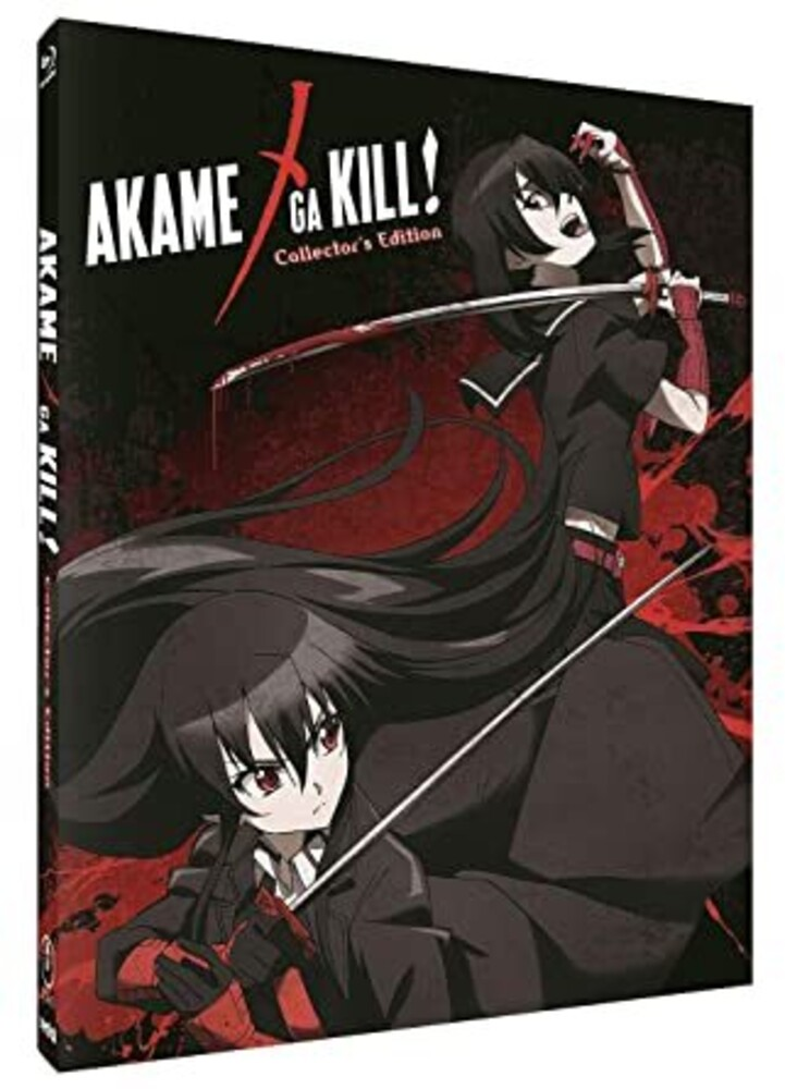- Akame Ga Kill (3pc) / (Stbk Anam Sub)