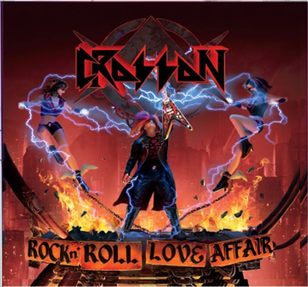 Crosson - Rock N Roll Love Affair (Aus)