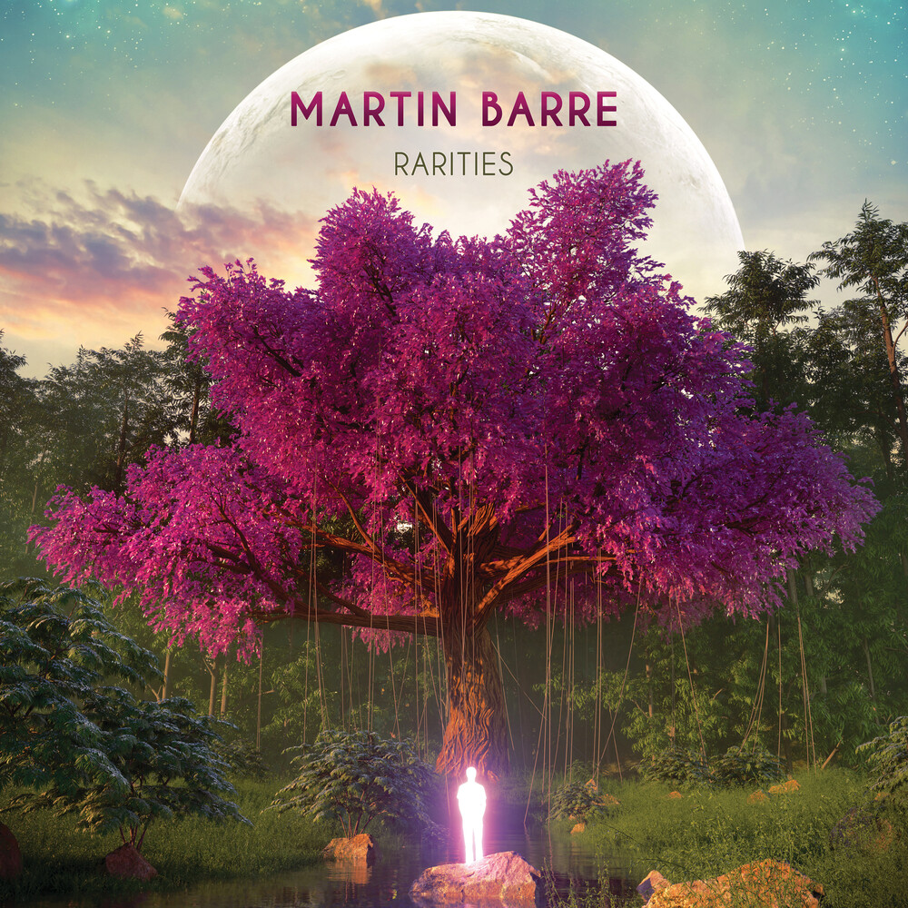 Martin Barre - Rarities (Crystal Clear Vinyl) (Cvnl) (Ltd)
