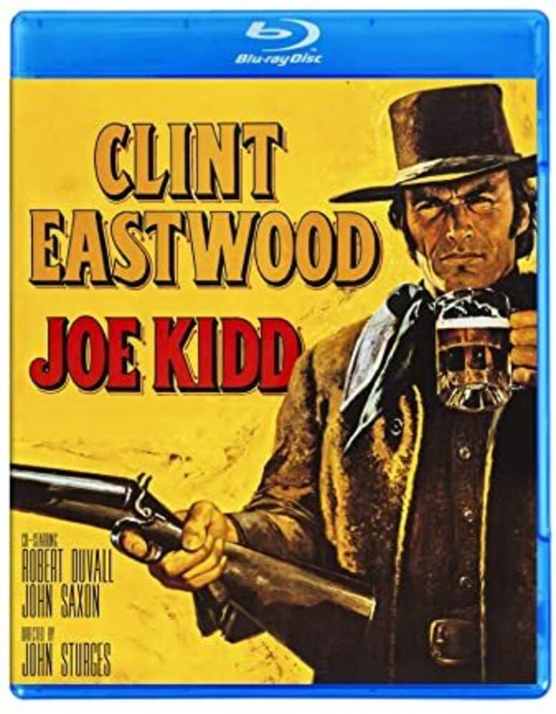 - Joe Kidd (1972) / (Spec)