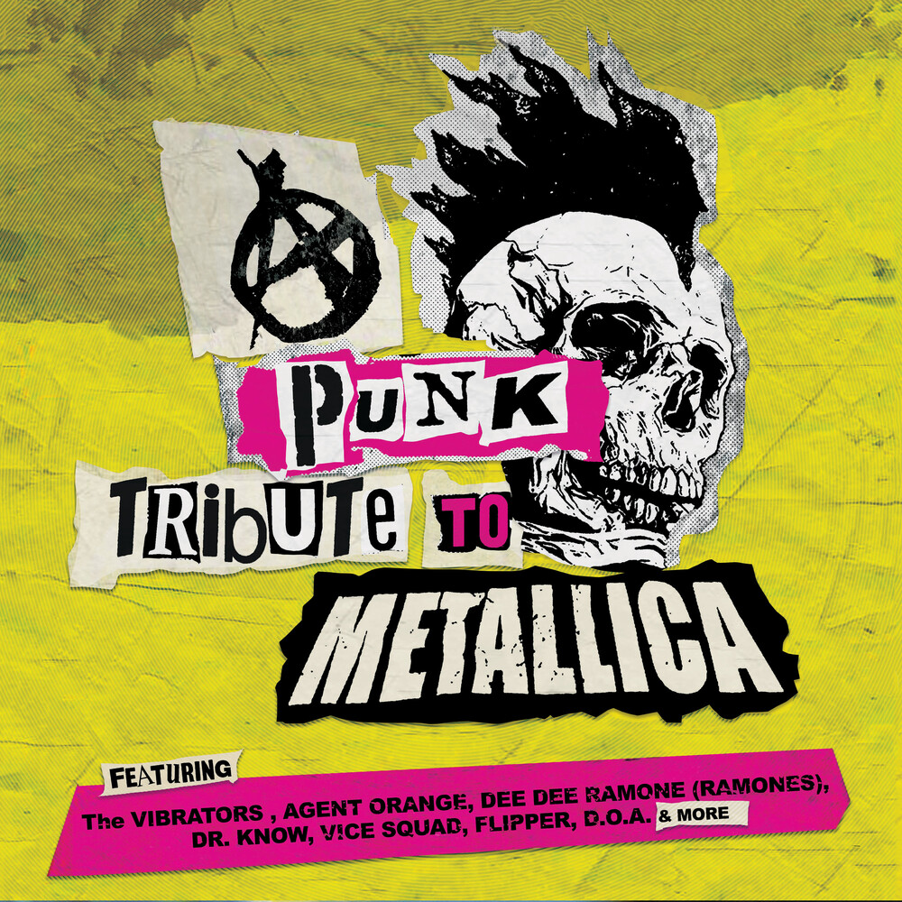 Punk Tribute To Metallica / Various - Punk Tribute To Metallica / Various [Colored Vinyl] [Limited Edition]