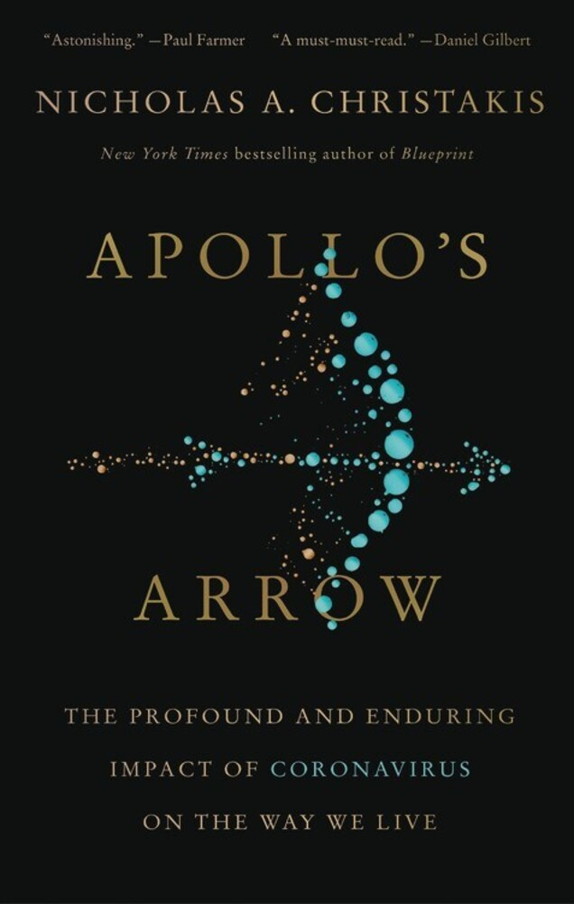 - Apollo's Arrow: The Profound and Enduring Impact of Coronavirus on the Way We Live