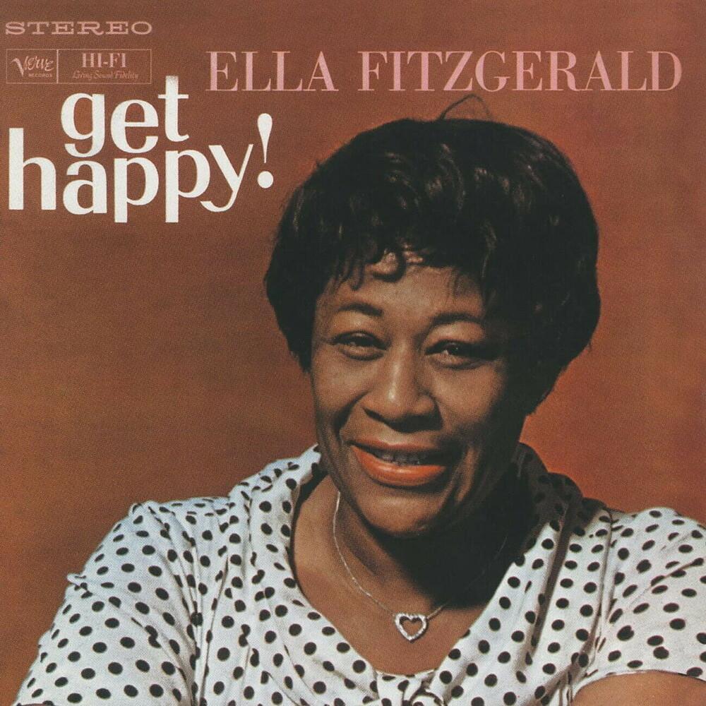 Ella Fitzgerald - Get Happy (Bonus Track) (Hqcd) [Import]