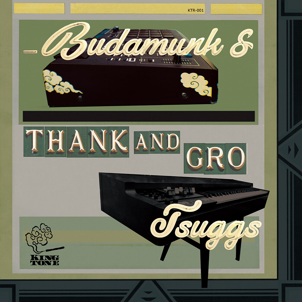 Budamunk - Thank And Gro