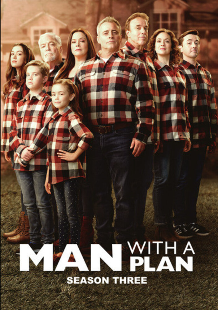 - Man With A Plan: Season 3 (2pc) / (Full Mod 2pk)